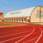 Hala sportowa przy Gimnazjum Nr. 3 w Świebodzinie