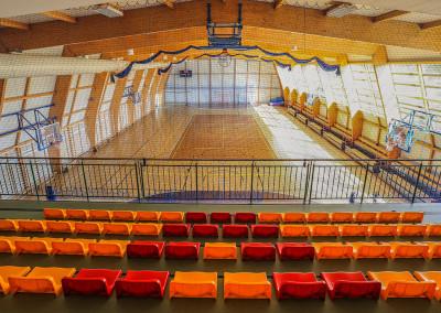 Hala sportowa w Woli Uhruskiej