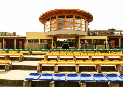 Stadion miejski w Niemodlinie