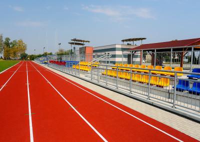 Boisko sportowe w Reńskiej Wsi