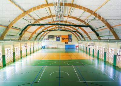 Sala sportowa w Dusznikach