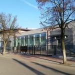 Powstaje hala sportowa przy Szkole Podstawowej im.Jana Pawła II w Tłuszczu