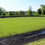 Przebudowujemy obiekt stadionu na stadion lekkoatletyczno-piłkarski w Tarnowie