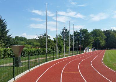 Stadion Miejski przy ul. Nadrzecznej w Chełmnie