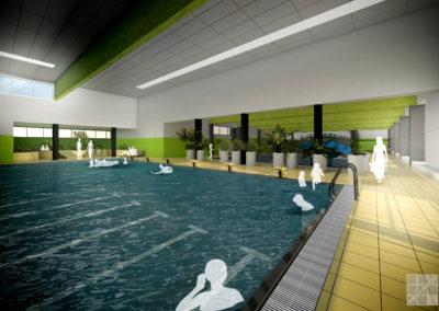 Budowa basenu przy Zespole Szkół na Os. Piaski Legionowo