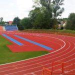 Stadion lekkoatletyczno–piłkarski przy ul. Piłsudskiego 32 w Tarnowie