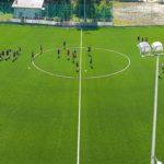 Boisko piłkarskie w Ząbkach