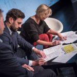 Modernizacja sali widowiskowej w Centrum Sztuki Mościce – podpisanie umowy.