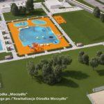 Rewitalizacja Ośrodka Moczydło w Warszawie