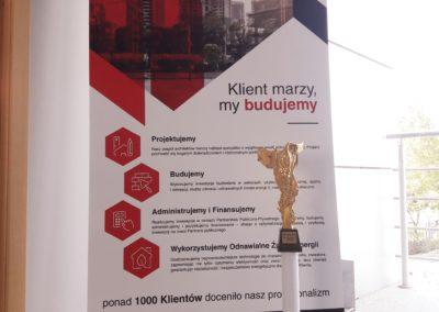 Budowniczy Polskiego Sportu 2018 roll up w latach 1999-2019