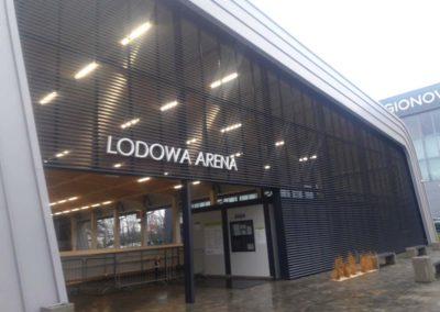 Lodowa Arena - Legionowo