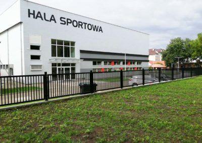 Budowa hali sportowo-widowiskowej w Gryfinie