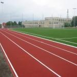 Oddajemy do użytku obiekt lekkoatletyczny w zachodniej Polsce w Czarnkowie
