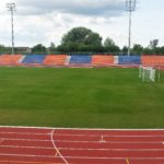Niedługo ukończymy prace związane z przebudową stadionu w Tarnowie i oddamy go do użytku sportowców.