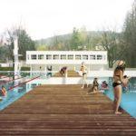 """""""Modernizacja basenu w Wiśle. Byliśmy, widzieliśmy. Inwestycja zapiera dech w piersiach."""""""