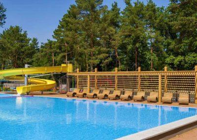 Modernizacja kompleksu rekreacyjno-basenowego w Powsinie